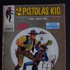 Cómics: 2 PISTOLAS KID Nº 7 EDITORIAL VERTICE . Lote 197619793