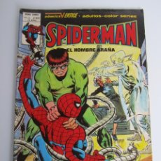Cómics: SPIDERMAN (1975, VERTICE) -V 3- 63 E · 1979 · CABEZA DE MARTILLO ESTA FUERA. Lote 197623850