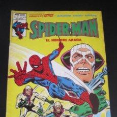 Cómics: SPIDERMAN (1975, VERTICE) -V 3- 63 D · 1979 · EN UN DIA CLARO SE PUEDE VER EL ESPEJISMO. Lote 197625996