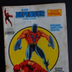 Comics : DAN DEFENSOR Nº 26 VOLUMEN 1 EDITORIAL VERTICE. Lote 197644540