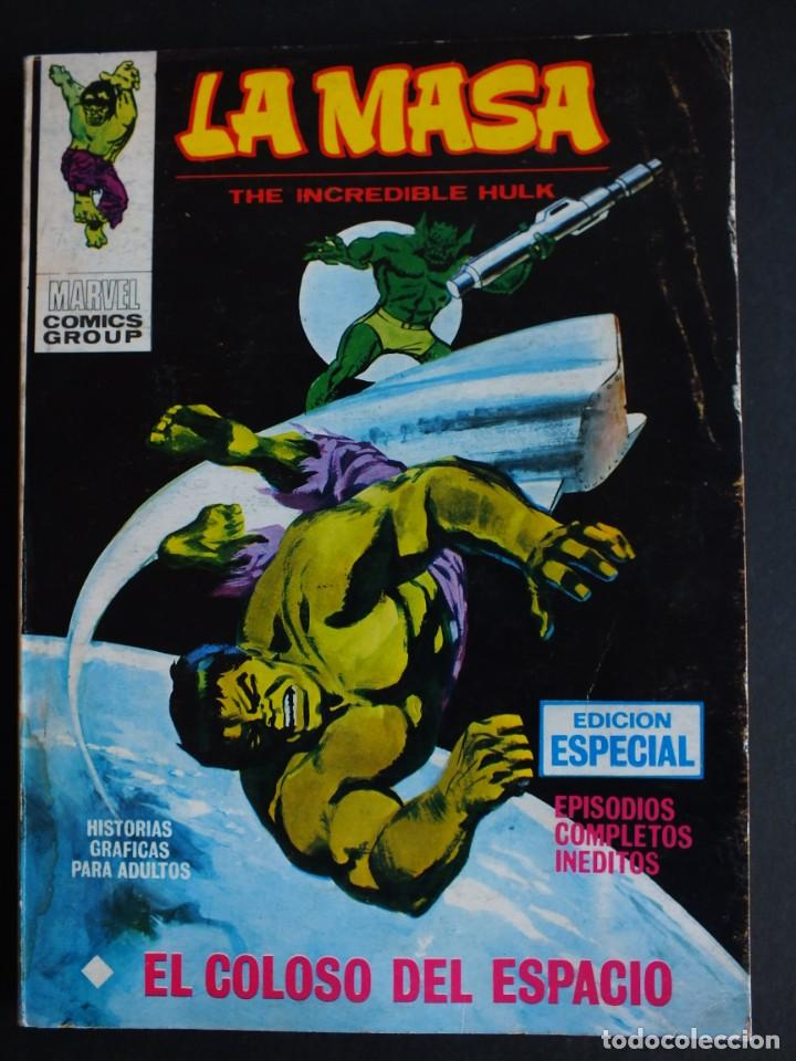 LA MASA Nº 17 VOLUMEN 1 EDITORIAL VERTICE (Tebeos y Comics - Vértice - V.1)