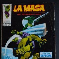 Cómics: LA MASA Nº 17 VOLUMEN 1 EDITORIAL VERTICE. Lote 197645582