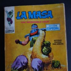 Fumetti: LA MASA Nº 6 VOLUMEN 1 EDITORIAL VERTICE. Lote 197645842