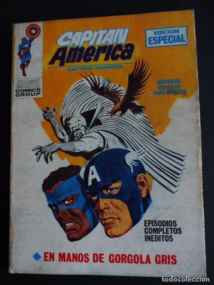 CAPITAN AMERICA Nº 20 VOLUMEN 1 EDITORIAL VERTICE (Tebeos y Comics - Vértice - V.1)