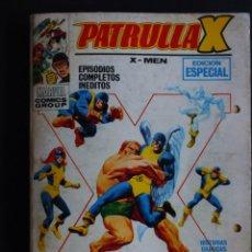 Fumetti: PATRULLA X Nº 17 1ª EDICION EDITORIAL VERTICE. Lote 197647795