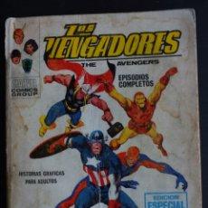 Cómics: LOS VENGADORES Nº 2 VOLUMEN 1 EDITORIAL VERTICE. Lote 197649528