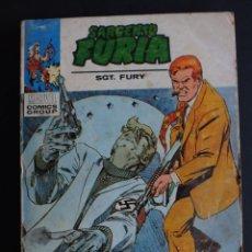 Fumetti: SARGENTO FURIA Nº 26 EDITORIAL VERTICE. Lote 197655128