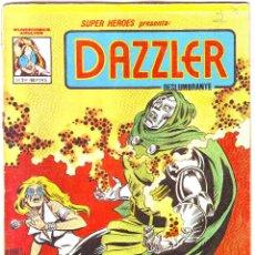 Cómics: DAZZLER. LAS JOYAS DE LA MUERTE. Lote 197665395