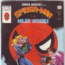 Cómics: SPIDER - MAN . NINO ESTÁ ESPERANDO. Lote 197665917