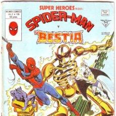 Cómics: SPIDER - MAN. MUERTE EN EL AIRE. Lote 197666001