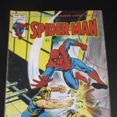 Cómics: SPIDERMAN (1975, VERTICE) -V 3- 63 C · 1979 · EL HOMBRE DE ARENA SIEMPRE ATACA DOS VECES. Lote 197672170