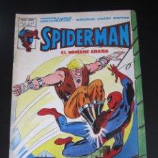 Cómics: SPIDERMAN (1975, VERTICE) -V 3- 62 · I-1981 · EL CANGURO AL ACECHO. Lote 197673230