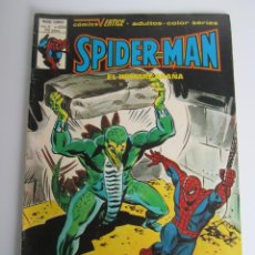 Cómics: SPIDERMAN (1975, VERTICE) -V 3- 63 H · 1979 · LINEA FINAL. Lote 197718181