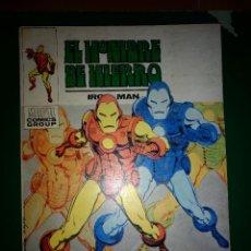 Cómics: EL HOMBRE DE HIERRO VOL.1 Nº 25 VÉRTICE 1972 BUEN ESTADO. Lote 197722146