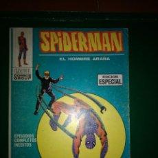Cómics: SPIDERMAN VOL.1 Nº 5 VÉRTICE 1972 BUEN ESTADO. Lote 197722520