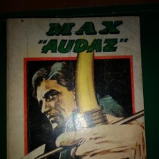 Cómics: MAX AUDAZ TOMO EDICION ESPECIAL Nº 1 VÉRTICE 1973. Lote 197723585