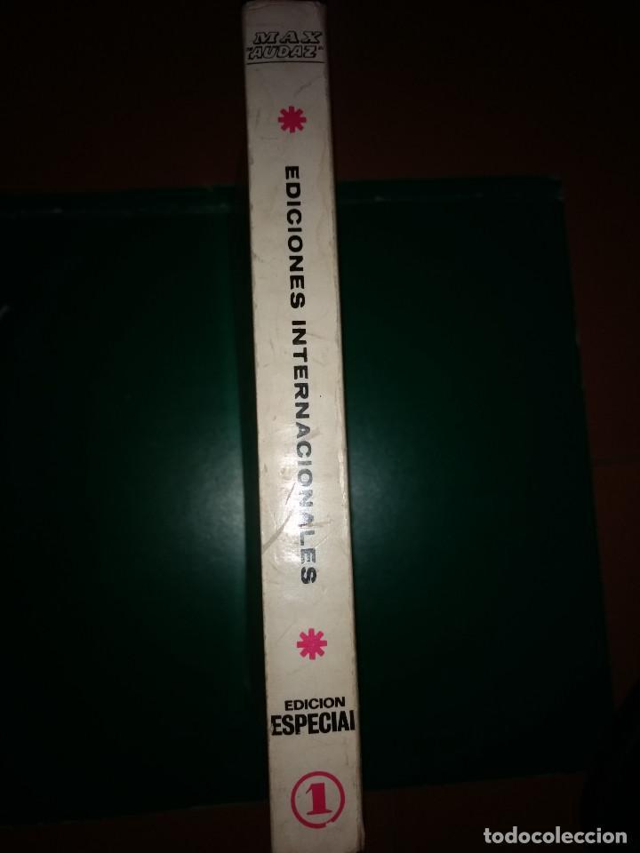 Cómics: MAX AUDAZ TOMO EDICION ESPECIAL Nº 1 VÉRTICE 1973 - Foto 2 - 197723585