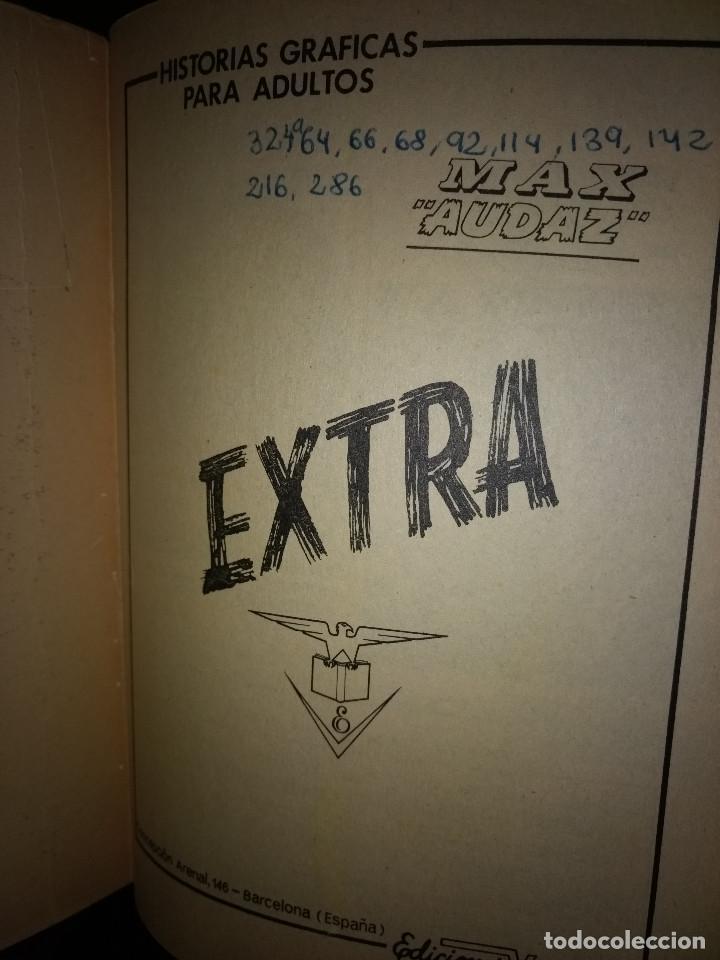 Cómics: MAX AUDAZ TOMO EDICION ESPECIAL Nº 1 VÉRTICE 1973 - Foto 4 - 197723585