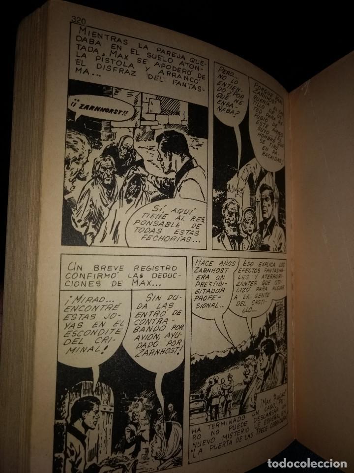 Cómics: MAX AUDAZ TOMO EDICION ESPECIAL Nº 1 VÉRTICE 1973 - Foto 5 - 197723585