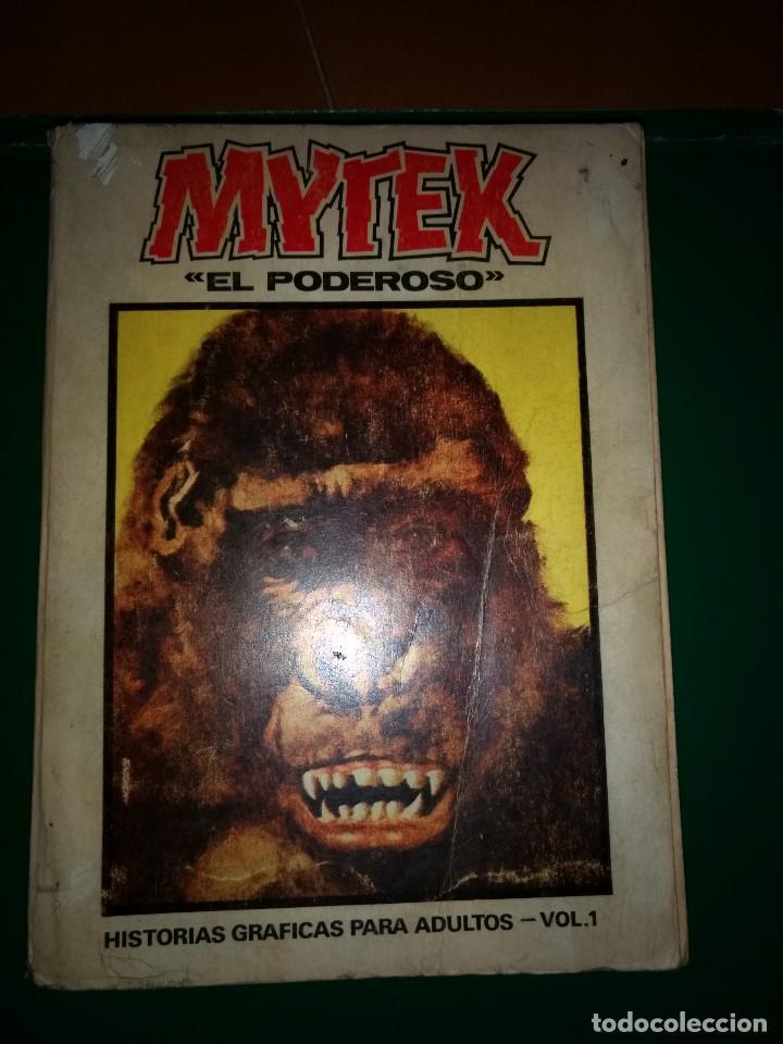 MITEX TOMO EDICION ESPECIAL Nº 1 VÉRTICE 1970 (Tebeos y Comics - Vértice - Otros)