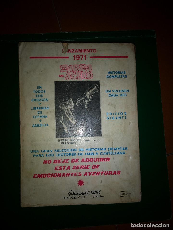 Cómics: MITEX TOMO EDICION ESPECIAL Nº 1 VÉRTICE 1970 - Foto 3 - 197723957