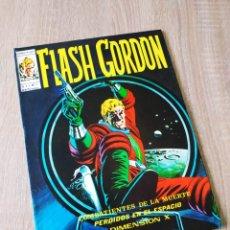 Cómics: CASI EXCELENTE ESTADO FLASH GORDON 22 VERTICE. Lote 197815926