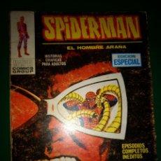 Cómics: SPIDERMAN VOL.1 Nº 22 VÉRTICE AÑOS 70. Lote 197825870