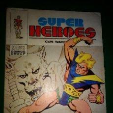 Cómics: SUPER HEROES V1 Nº 1 VÉRTICE AÑOS 70. Lote 197828892