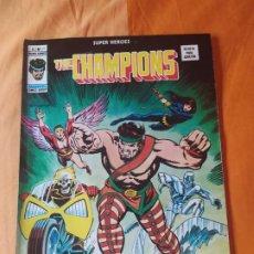 Cómics: SUPER HEROES VOL2 N 49 ED.VERTICE . Lote 197925068