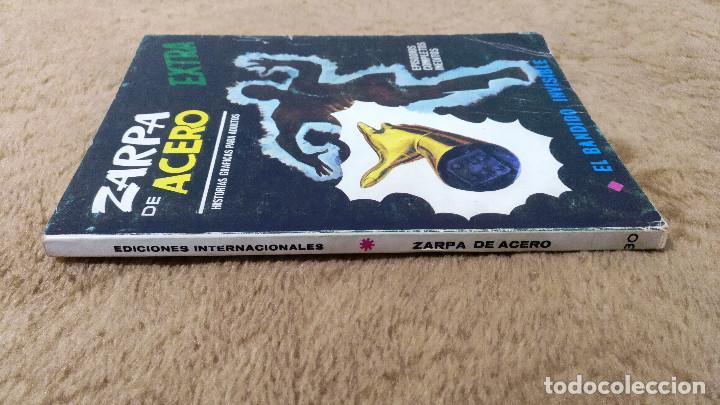 Cómics: ZARPA DE ACERO nº 30 (Vertice 1969) Ultimo de la coleccion. - Foto 3 - 98957859