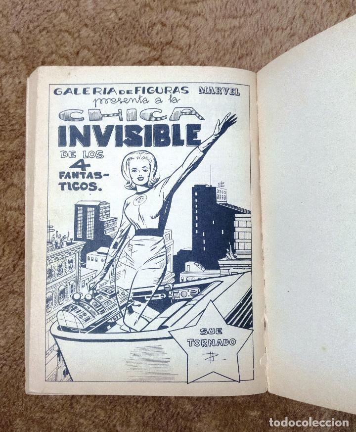 Cómics: ZARPA DE ACERO nº 30 (Vertice 1969) Ultimo de la coleccion. - Foto 4 - 98957859