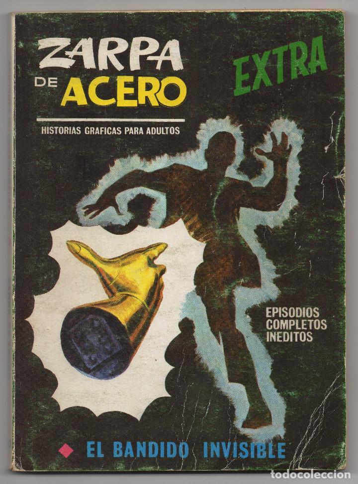 ZARPA DE ACERO Nº 30 (VERTICE 1969) ULTIMO DE LA COLECCION. (Tebeos y Comics - Vértice - Fleetway)