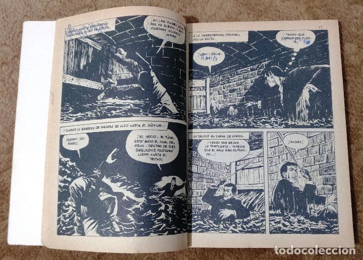 Cómics: ZARPA DE ACERO nº 17 (Vertice 1ª edicion 1968) - Foto 3 - 98960643