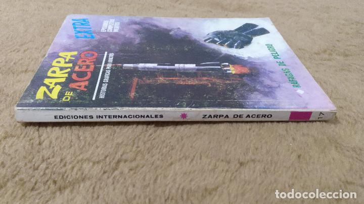 Cómics: ZARPA DE ACERO nº 17 (Vertice 1ª edicion 1968) - Foto 4 - 98960643