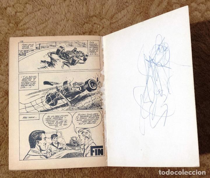 Cómics: ZARPA DE ACERO nº 17 (Vertice 1ª edicion 1968) - Foto 5 - 98960643