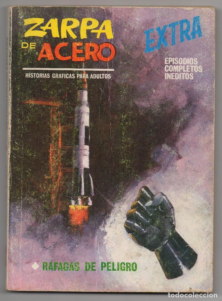ZARPA DE ACERO Nº 17 (VERTICE 1ª EDICION 1968) (Tebeos y Comics - Vértice - Fleetway)