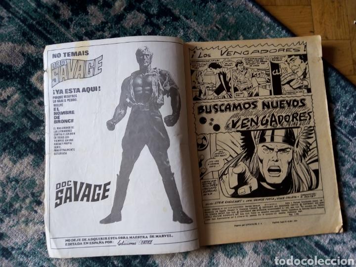 Cómics: Los vengadores vol 2, núm 14 - Foto 3 - 198017362