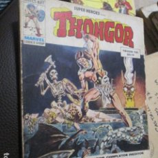 Cómics: VÉRTICE VOL. 1 SUPER HÉROES 9 THONGOR. 1974. 30 PTS. BUEN ESTADO Y COMPLETO. Lote 198019340