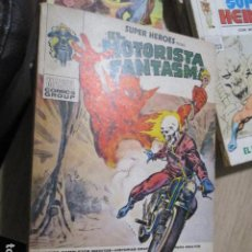 Cómics: EL MOTORISTA FANTASMA. CHOCA ESOS CINCO SATAN. Nº4. VERTICE. TACO. 1974. BUEN ESTADO. Lote 198070375