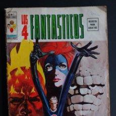 Fumetti: LOS 4 FANTASTICOS Nº 1 VOLUMEN 2 EDITORIAL VERTICE. Lote 198085321