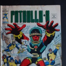 Comics : PATRULLA X Nº 7 VOLUMEN 3 EDITORIAL VERTICE. Lote 198086107