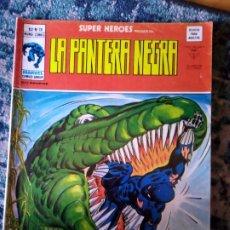 Comics : SUPER HÉROES VOL 2 NÚM 78. LA PANTERA NEGRA. VÉRTICE. Lote 198181270