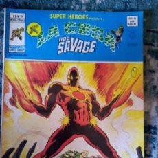 Comics : SUPER HÉROES VOL 2 NÚM 74. LA COSA Y DOC SAVAGE. Lote 198181681