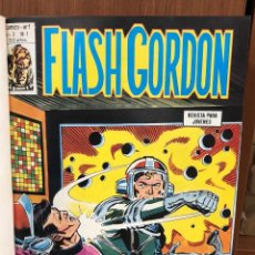 Fumetti: FLASH GORDON. VOL. 2. NUM. 1 AL 30. ENCUADERNADOS EN 2 TOMOS. VERTICE, 1980. Lote 198187576
