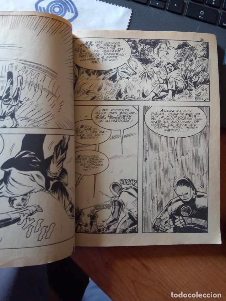 Cómics: EL HOMBRE DE HIERRO - Foto 4 - 198294101