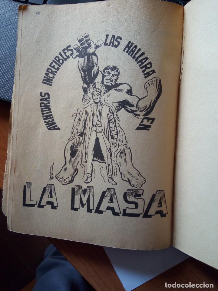 Cómics: EL HOMBRE DE HIERRO - Foto 7 - 198294101