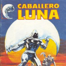 Cómics: CABALLERO LUNA Nº1. EDITORIAL VÉRTICE, 1983. DIBUJOS DE BILL SIENKIEWICZ. Lote 198314560