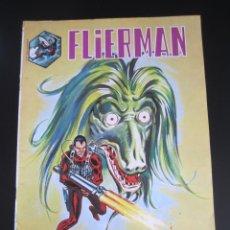 Cómics: FLIERMAN (1983, SURCO) 3 · 1983 · GUERRA INTERIOR. Lote 198355993