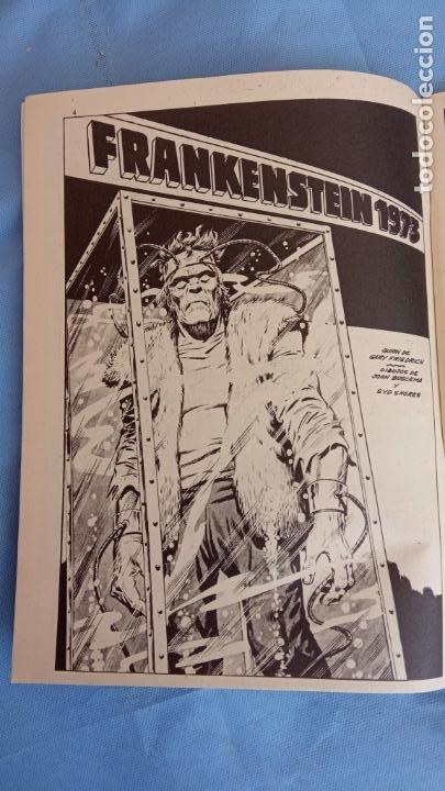 Cómics: MONSTERS UNLEASHED Nº 2 - ESCALOFRIO Nº 6 - COMO NUEVO - JOHN BUSCEMA, JESÚS BLASO, BRUNNER ETC - Foto 5 - 198374032