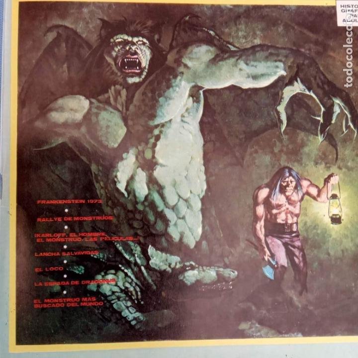 Cómics: MONSTERS UNLEASHED Nº 2 - ESCALOFRIO Nº 6 - COMO NUEVO - JOHN BUSCEMA, JESÚS BLASO, BRUNNER ETC - Foto 6 - 198374032